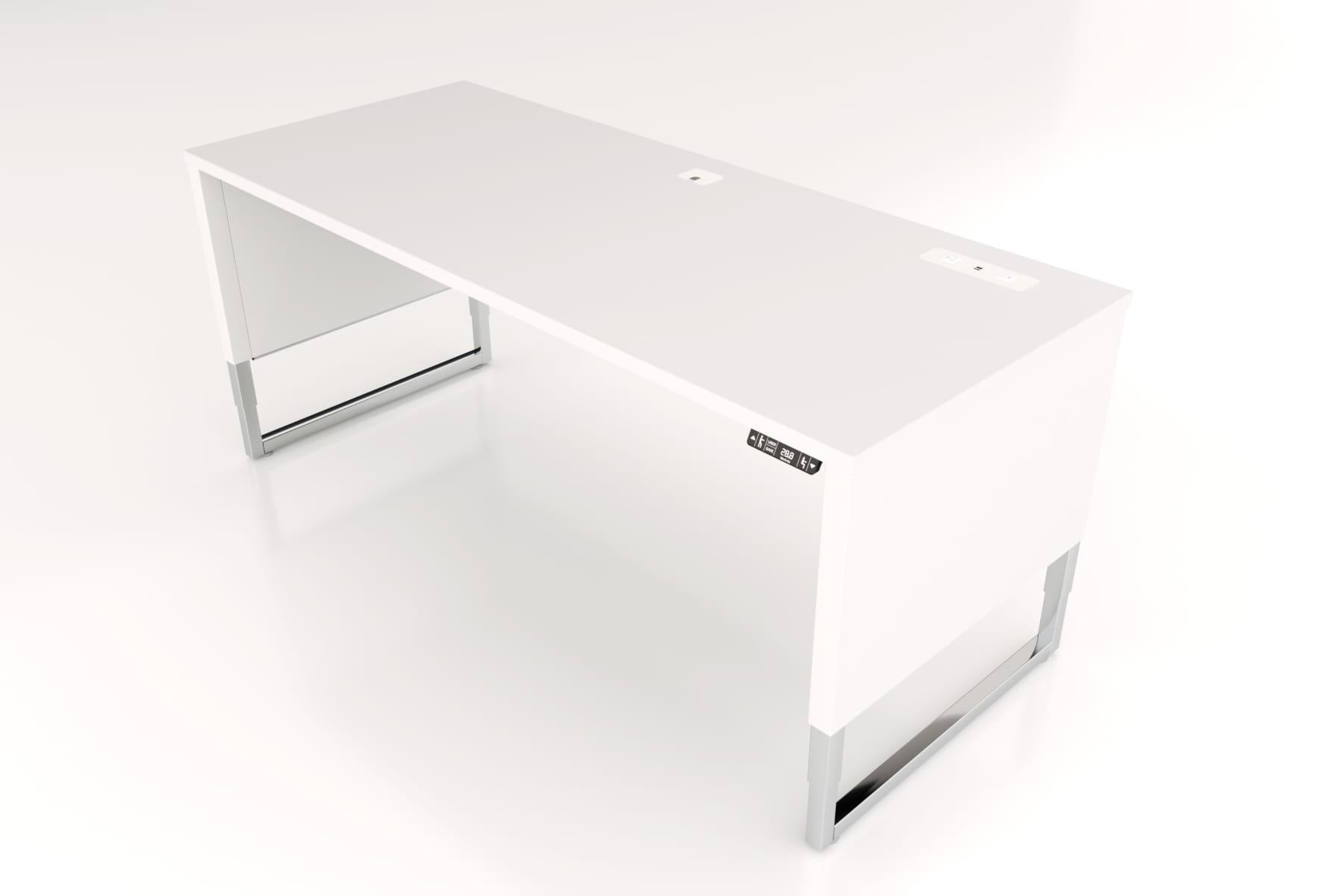 Advent-Desk-ADV-7230-WH-Mid-Front