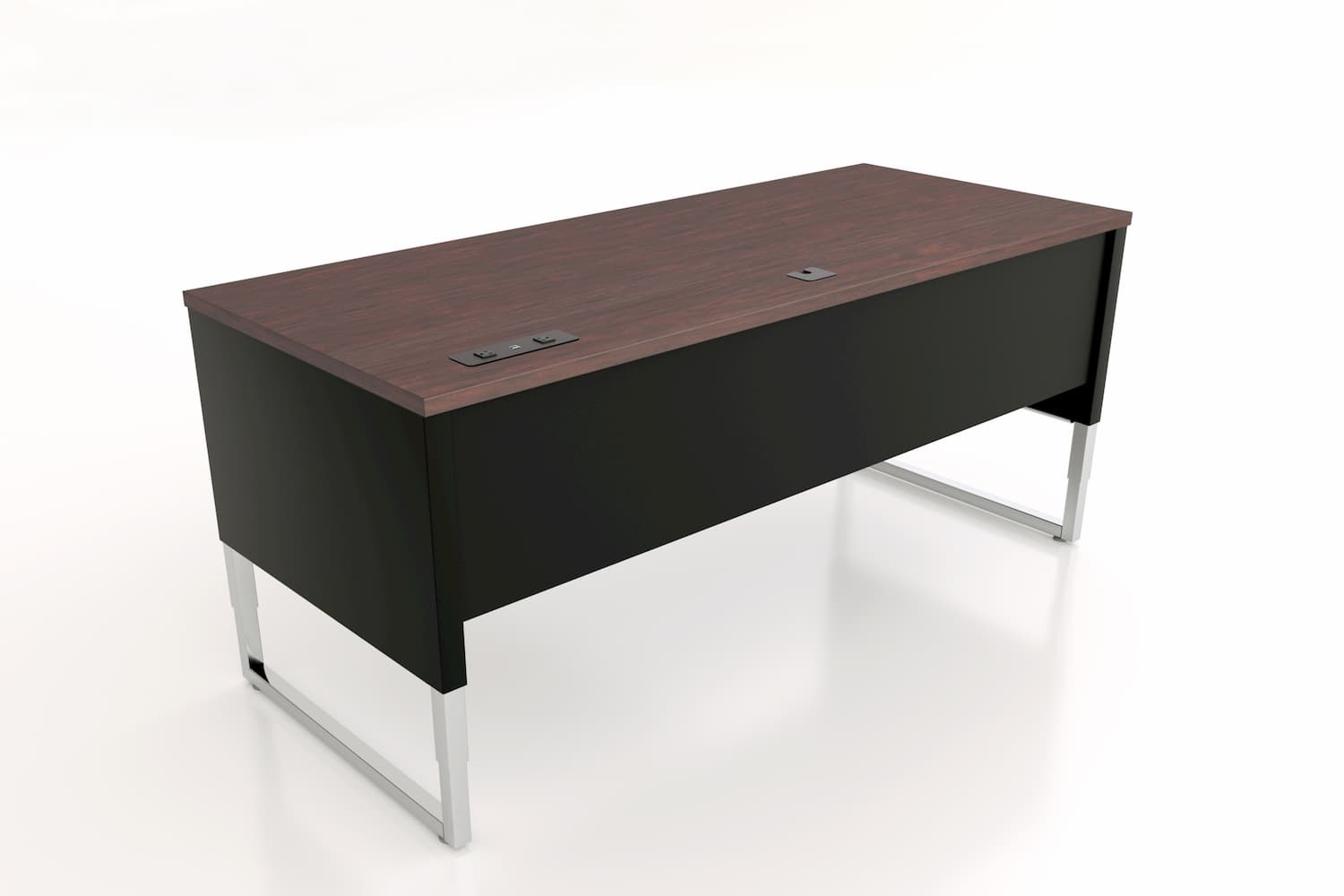 Advent-Desk-ADV-7230-BK-Custom-Top-7-Back