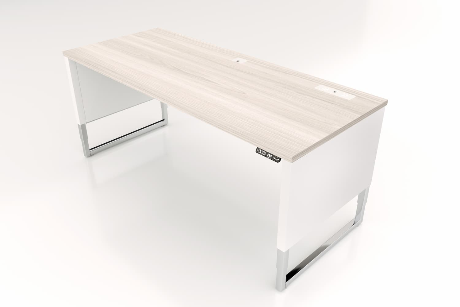 Advent-Desk-ADV-7230-WH-Custom-Top-1