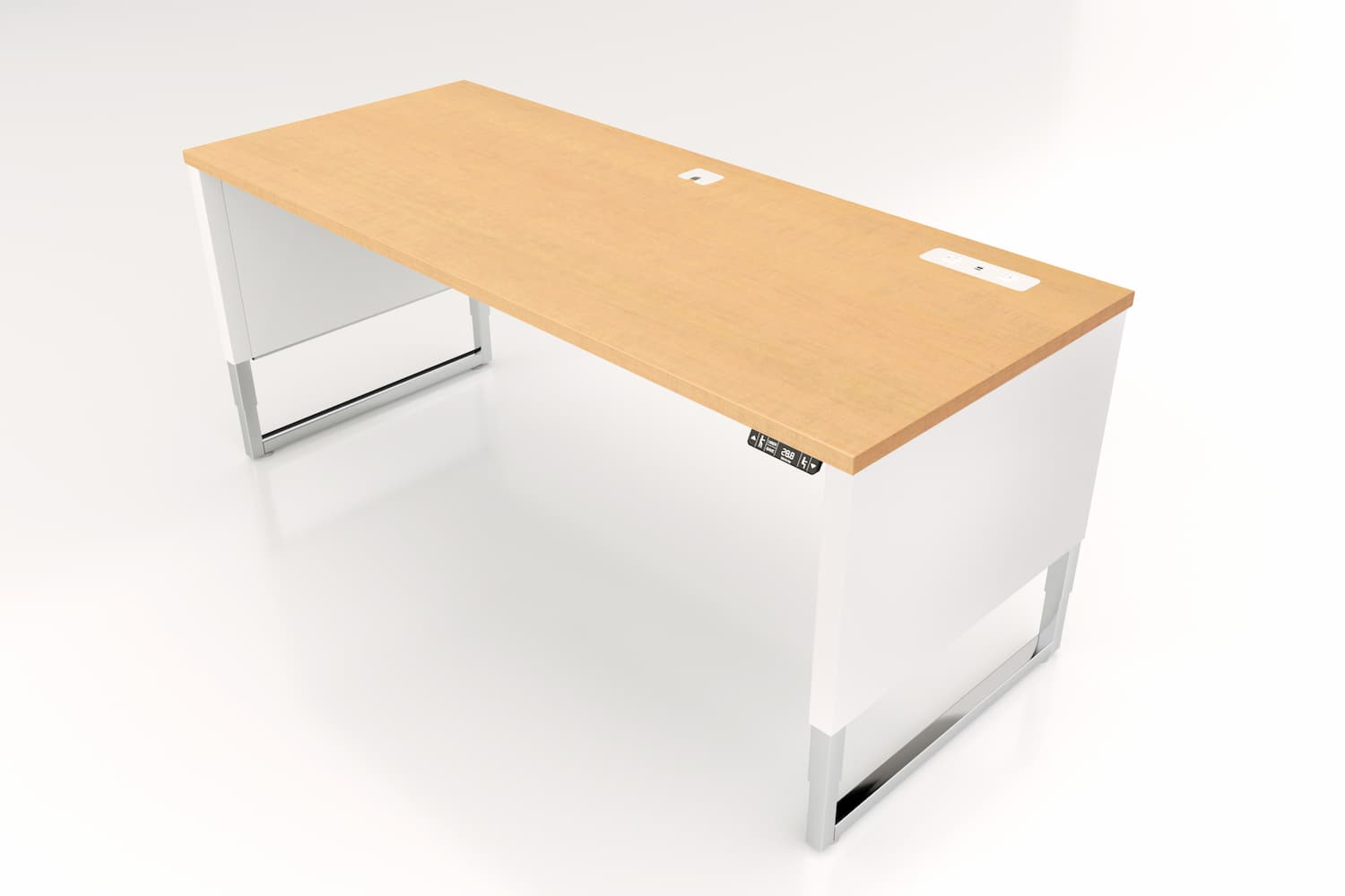 Advent-Desk-ADV-7230-WH-Custom-Top-6