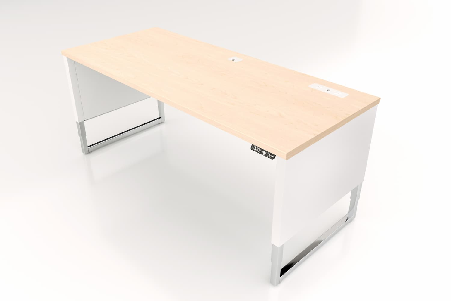 Advent-Desk-ADV-7230-WH-Custom-Top-8