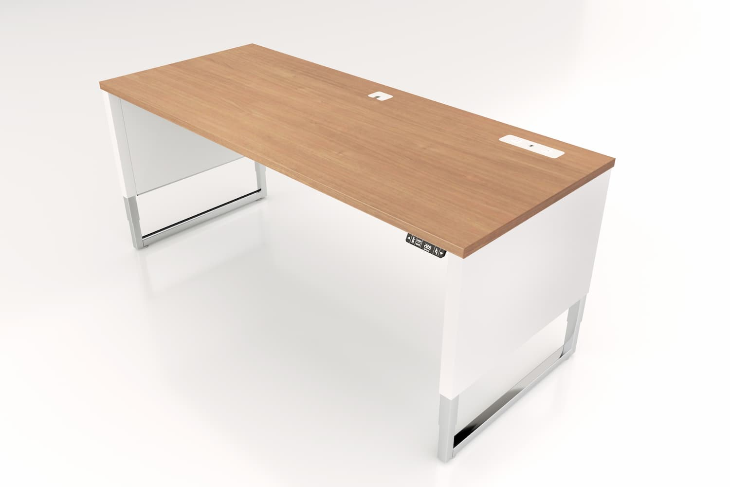 Advent-Desk-ADV-7230-WH-Custom-Top-9