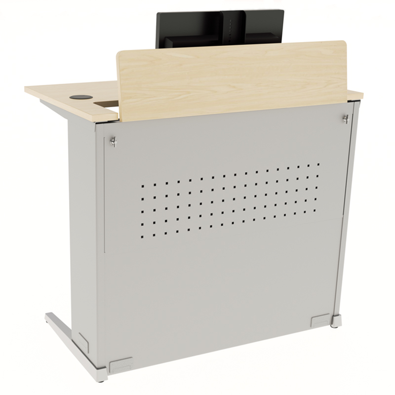 LOS 3 LE11 Electric Single Lectern 01