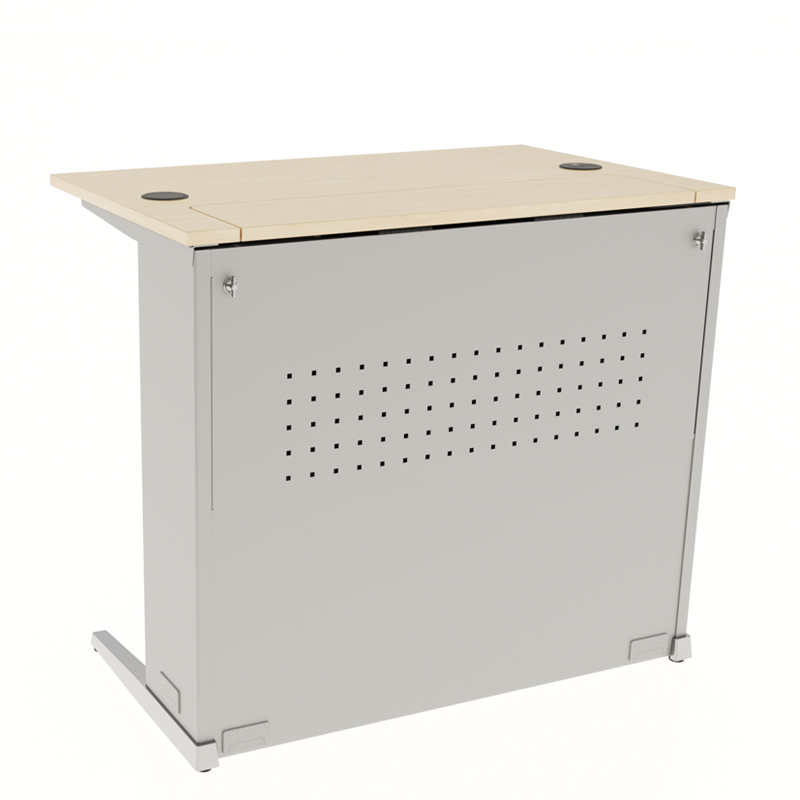 LOS 3 LE11 Electric Single Lectern 03