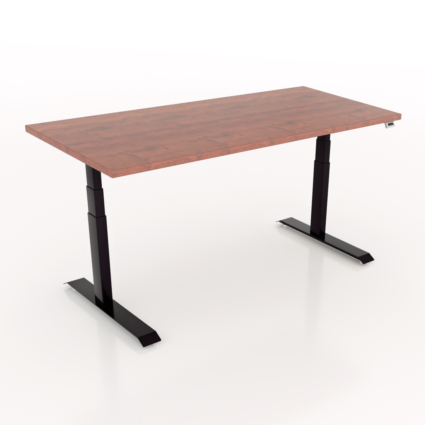 Terrific Sierra Hx Electric Sit Stand Desk Workrite Ergonomics Home Remodeling Inspirations Propsscottssportslandcom