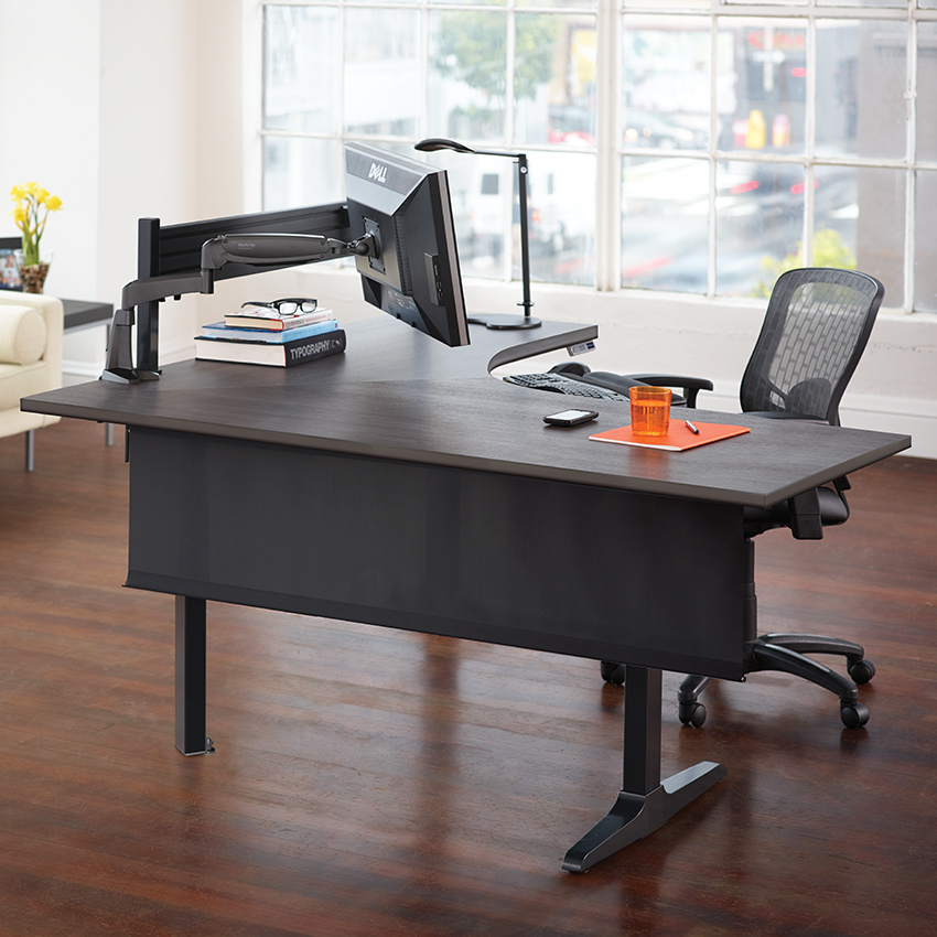 Marvelous Sierra Hx Electric Sit Stand Desk Workrite Ergonomics Home Remodeling Inspirations Propsscottssportslandcom