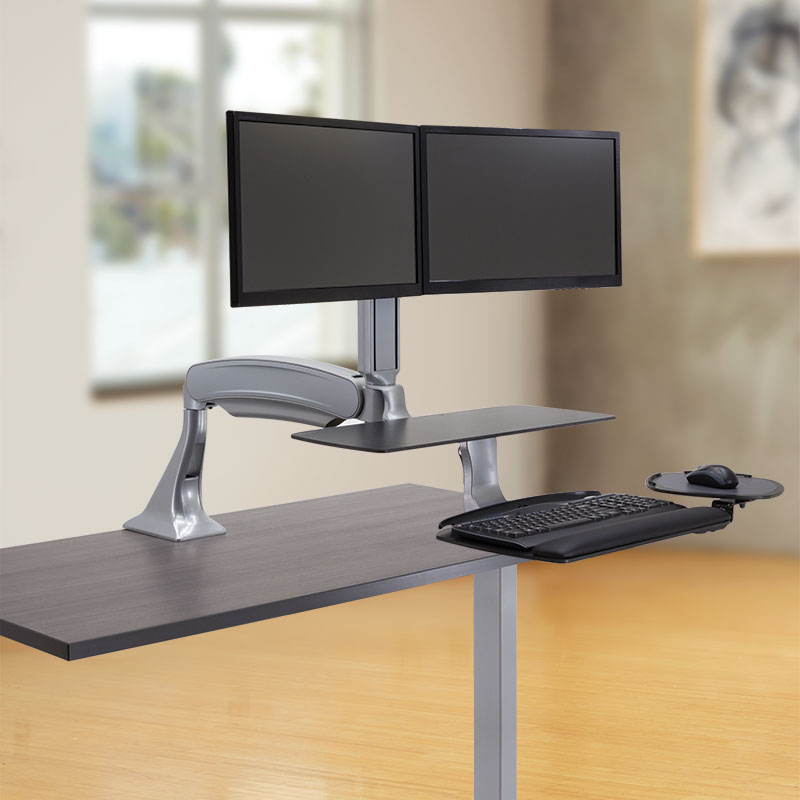 Solace Sit To Stand A New Way To Work Workrite
