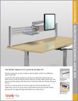 Workcenter Accessories - Above Desk