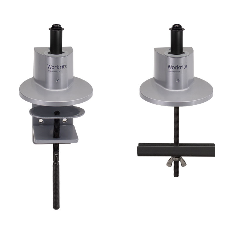 Conform Two Piece C-Clamp & Grommet Base