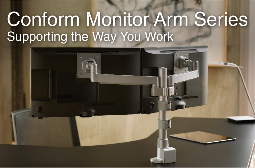 Conform-monitor-mount