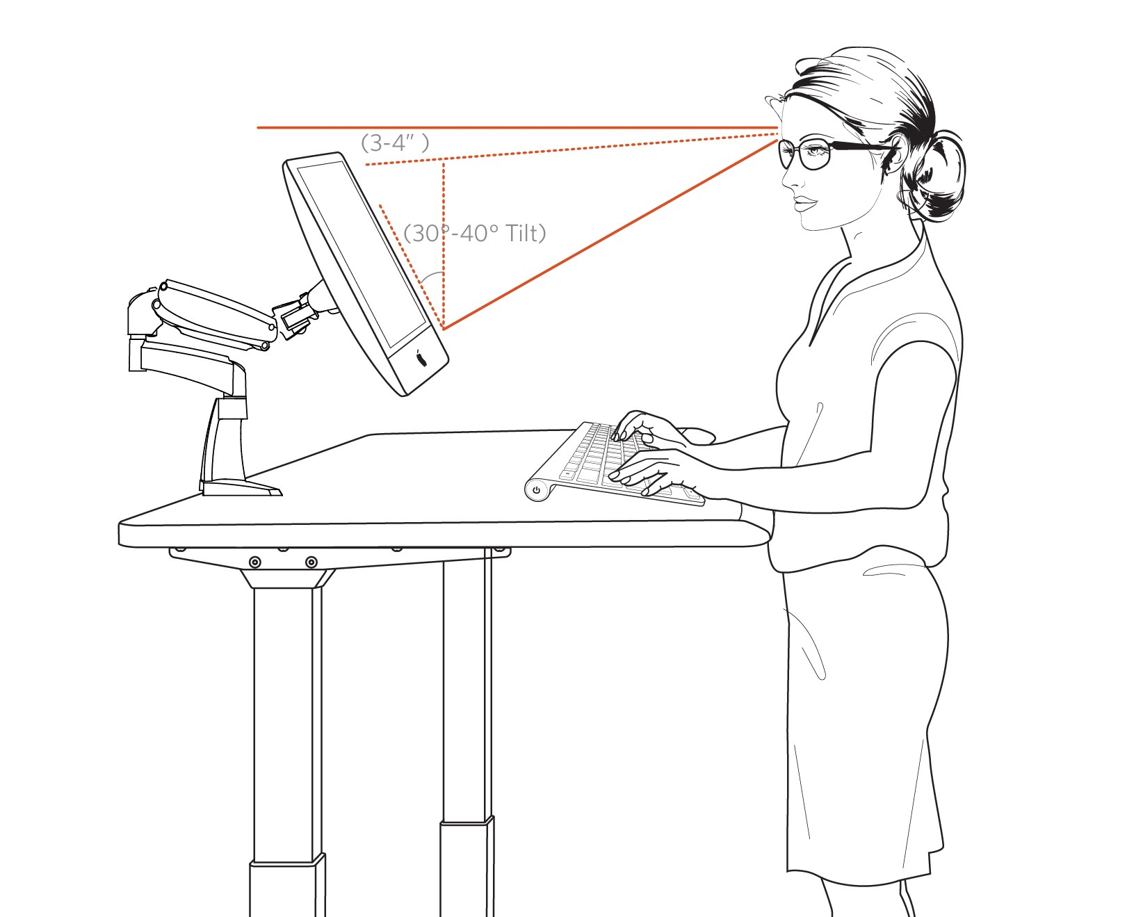 ergonomics-standing