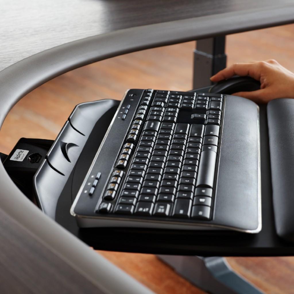 adjustable-keyboard-tray-banana-board