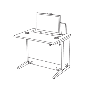 computer-desk-single-user-single-monitor