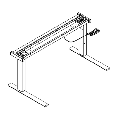Cascade-counterbalance-sit-stand
