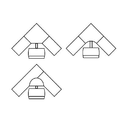 Corner-Only-Platform