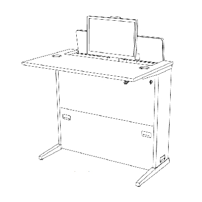 Electric-Lectern