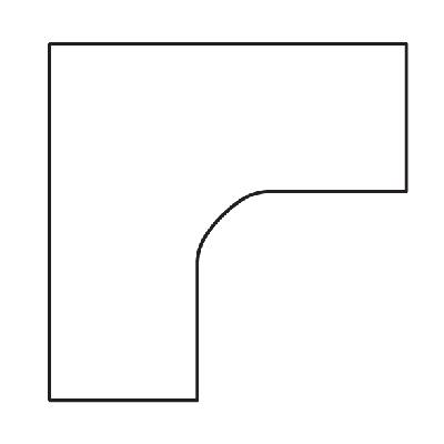 Equal-Corner-3-Leg