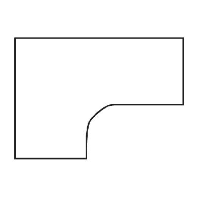 Offset-Corner
