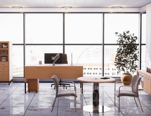 Work Redefined: Combining the Right Furniture to Complete Your Office