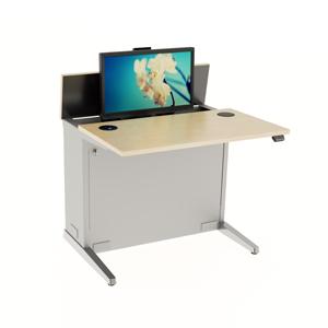 single-user-electric-computer-desk