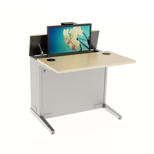 single-user-manual-computer-desk