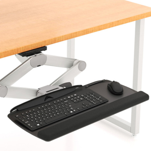sit-to-stand-ultra-thin-keyboard-tray-system