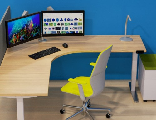 Work Fresh: Give Your Workspace a Refresh with These Easy Ergonomic Updates