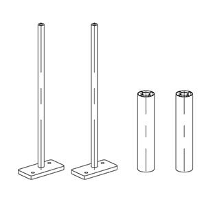 power-beam-divider-panel-stanchion-kit