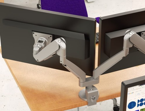 Work Flexible: Dual or Single? Static or Articulating? Monitor Arms Explained
