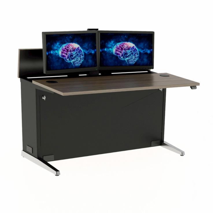 LOS Electric Single, Dual Screens