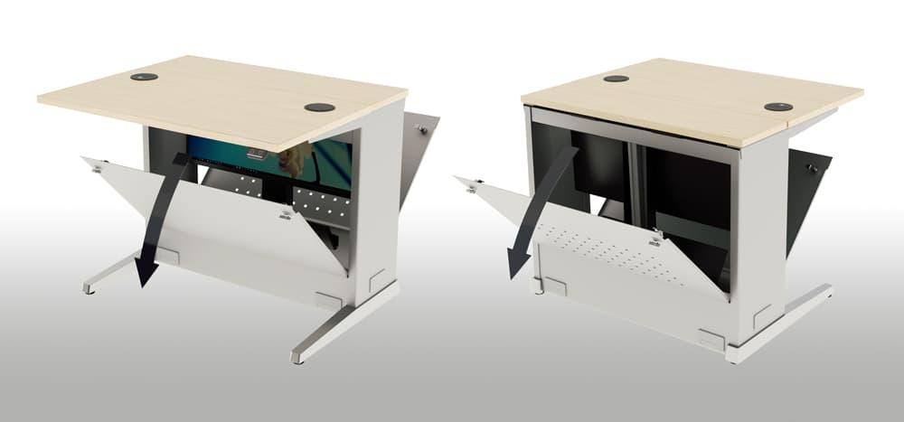 computer-desk-installation