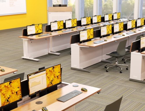 Work Smart: Creating Smart, Multi-Use Training and Education Spaces
